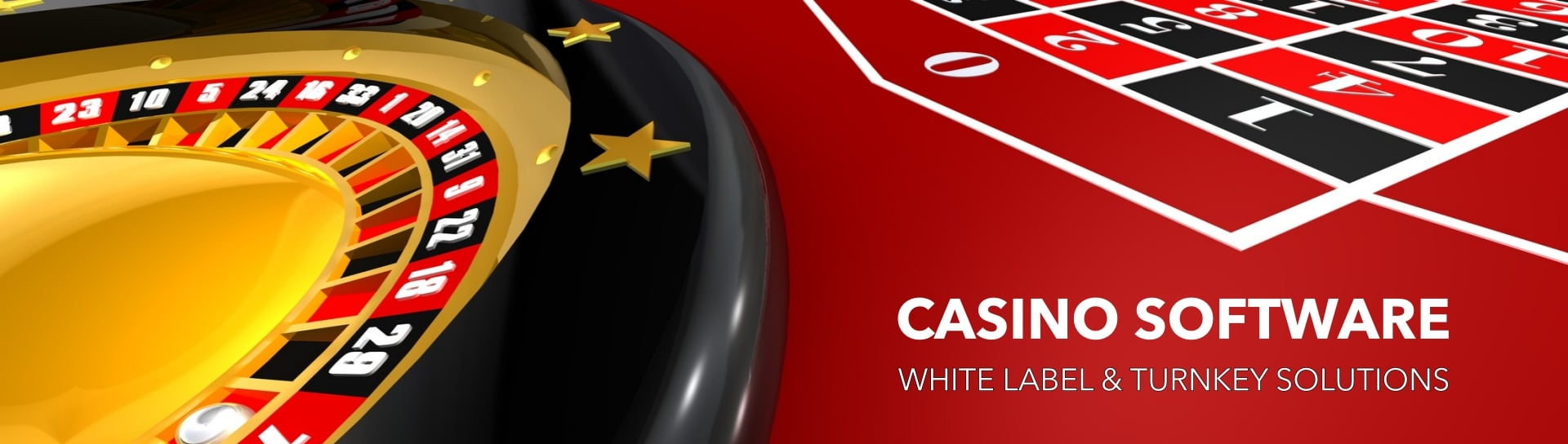 casino software header background