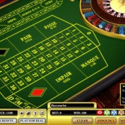 french roulette online casino software