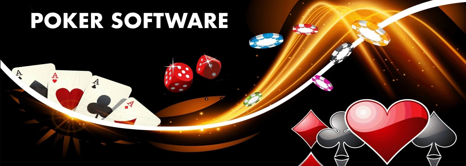online poker software banner