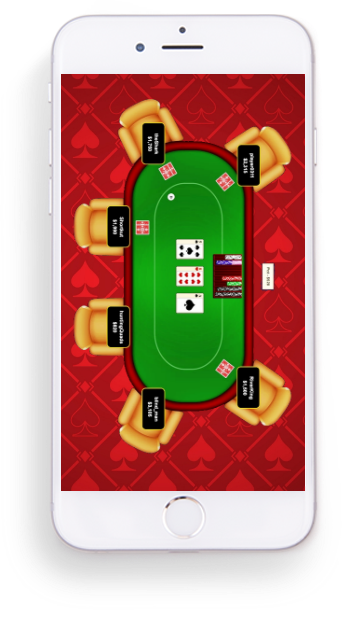 online poker software on Apple iPhone