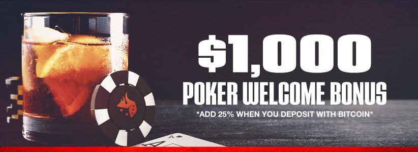 online poker bonus promotions